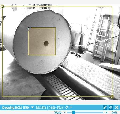 Procemex roll header presence check 1