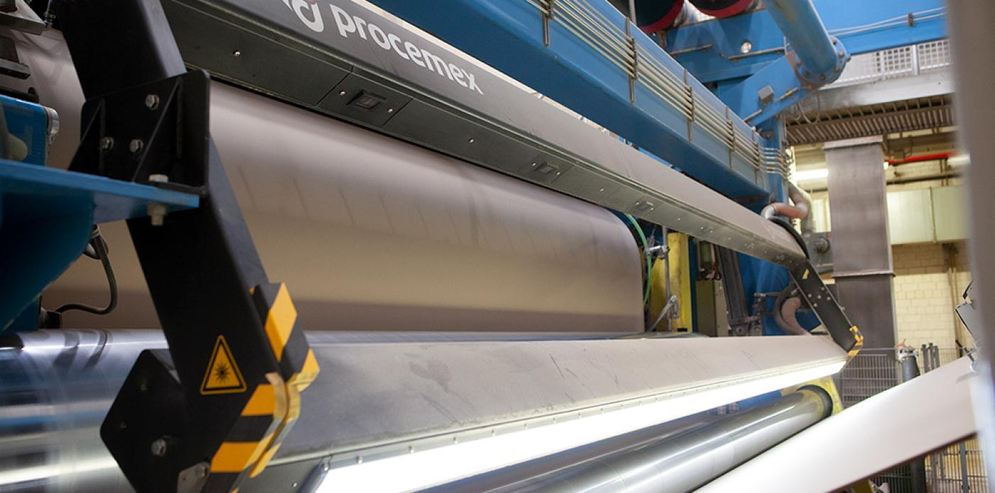 Procemex systems at Varel Paper Mill
